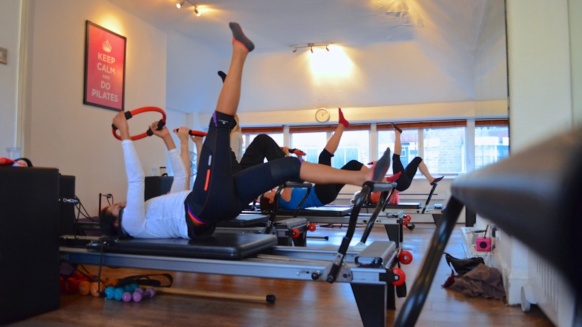 How Can Pilates and Yoga Counteract Anxiety?