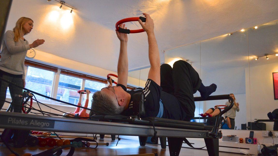 Pilates Private Training (PT)